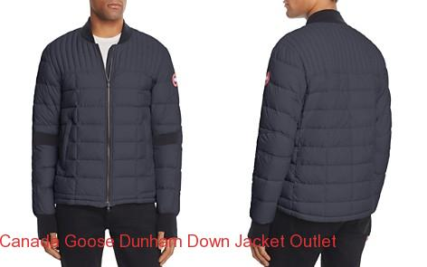 Canada Goose Dunham Down Jacket Outlet