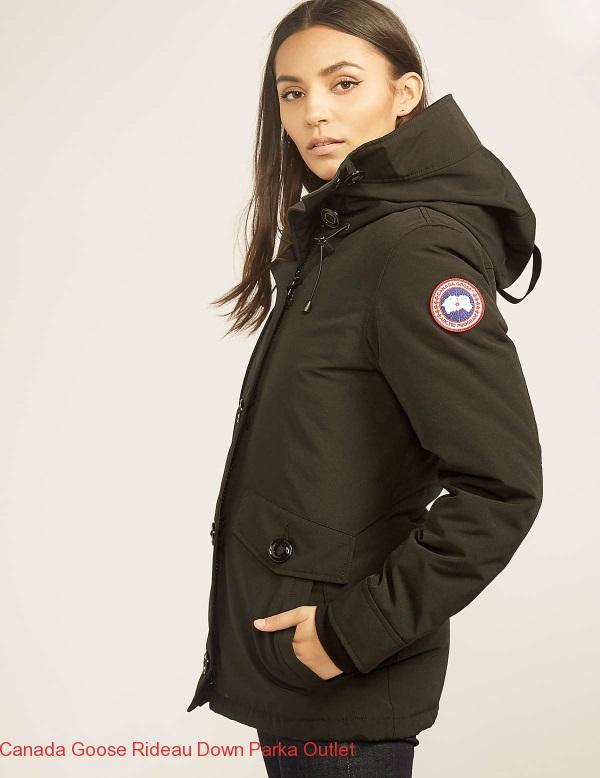 Canada Goose Rideau Down Parka Outlet
