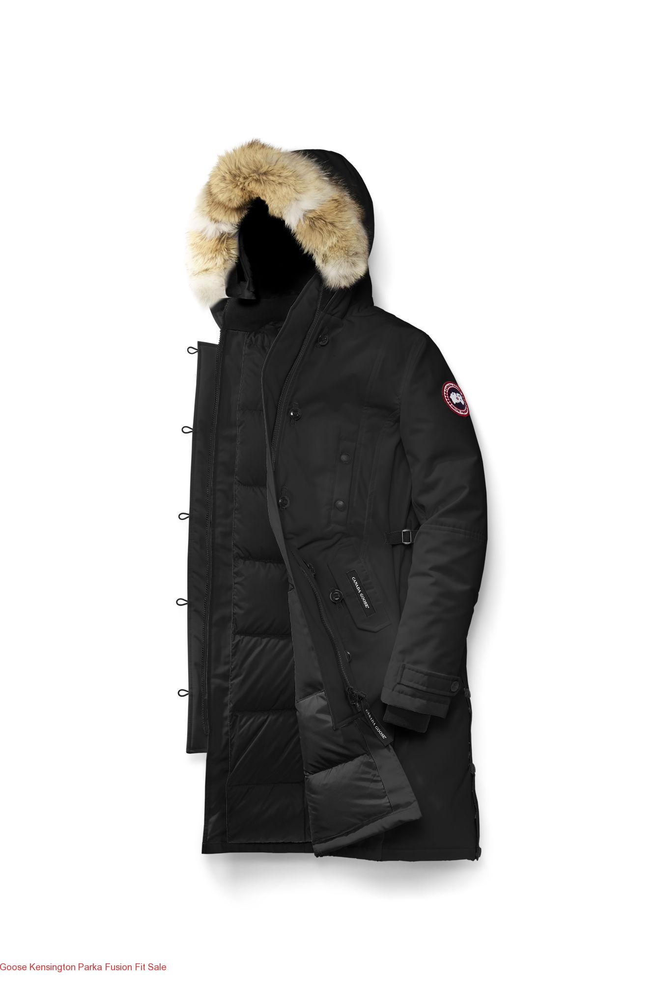 Goose Kensington Parka Fusion Fit Sale