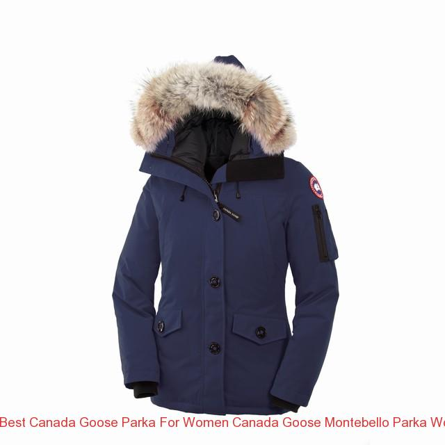 Best Canada Goose Parka For Women Canada Goose Montebello Parka Women Spirit 2530l