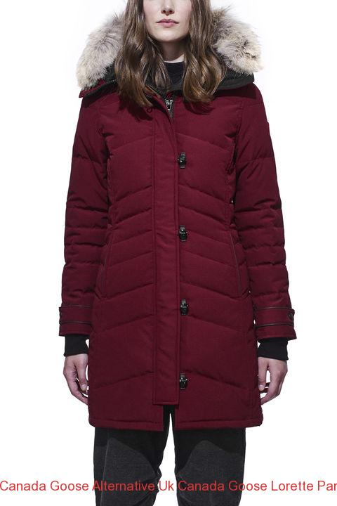 Canada Goose Alternative Uk Canada Goose Lorette Parka Women Redwood 2090l