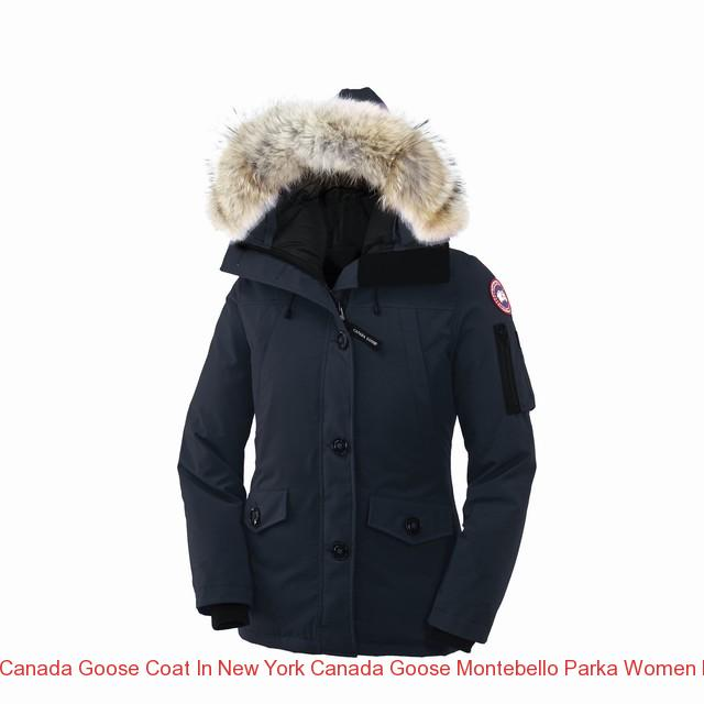 Canada Goose Coat In New York CANADA GOOSE MONTEBELLO PARKA WOMEN Navy  2530L – Canada Goose Outlet,Canada Goose Jackets Outlet Store Online From  Canada