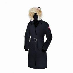 Canada Goose Coat Temperature Ratings Canada Goose Whistler Parka Women Navy 3036l