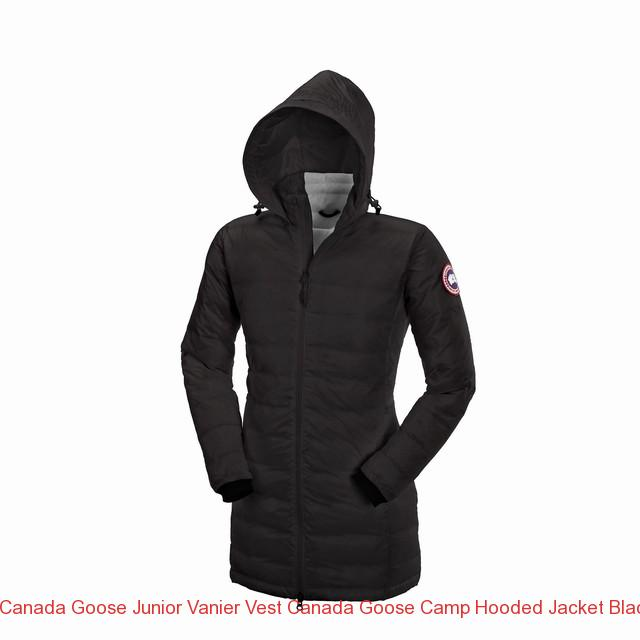 889f9d798 Canada Goose Junior Vanier Vest CANADA GOOSE CAMP HOODED JACKET ...