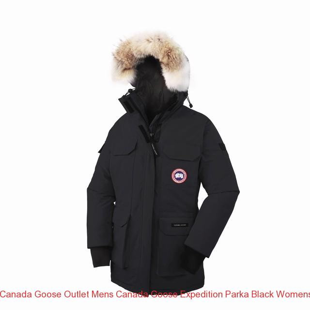 3e6db0c55 Canada Goose Outlet Mens CANADA GOOSE EXPEDITION PARKA Black WOMENS 4565L