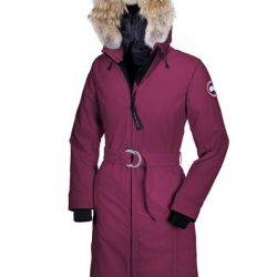 Canada Goose Uk Rossclair Canada Goose Whistler Parka Women Purple 3036l